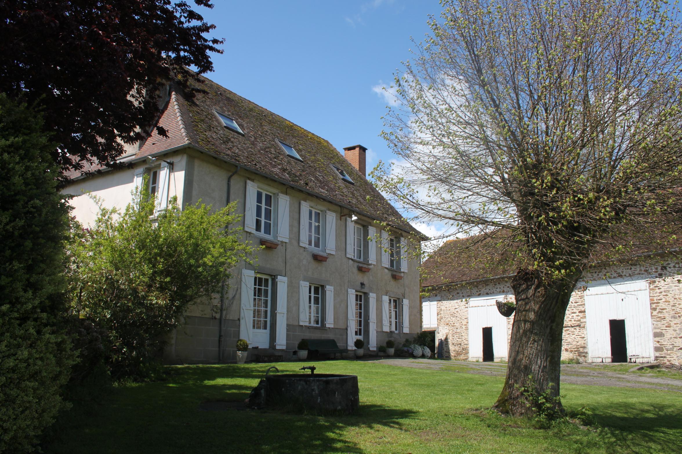 Chambres d h´tes – Moulin de Marsaguet